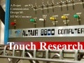 Touch Research 2: HCI Details