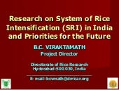 0878 Research on System of Rice Int...