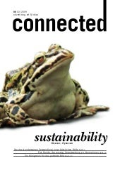 "Connected ""Sustainability"""