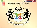 Joomla! Day UK 2009 -  Joomla! 4 Schools