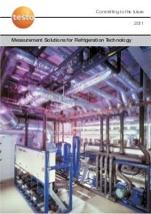 Testo - Refridgeration Engineering