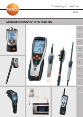 Testo - Measuring Instruments for H...