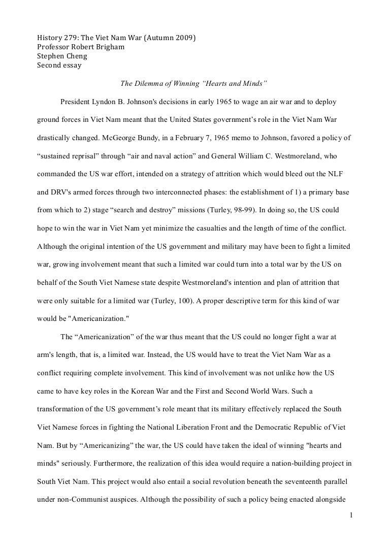 How To Write A Thesis For A Narrative Essay Vietnam War Essay Casey Meier Caseymmeier Essay On War Essay On  Abortion Essay Thesis also Writing High School Essays Vietnam War Essay  Romefontanacountryinncom My English Class Essay