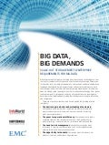 Big Data, Big Storage Demands