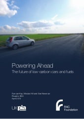 Powering Ahead - the future of low ...