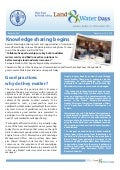 FAO NELWD Bulletin No.1 - 15 Dec, 2013