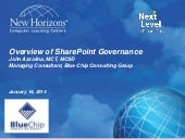 SharePoint Governance Slide Deck 1....