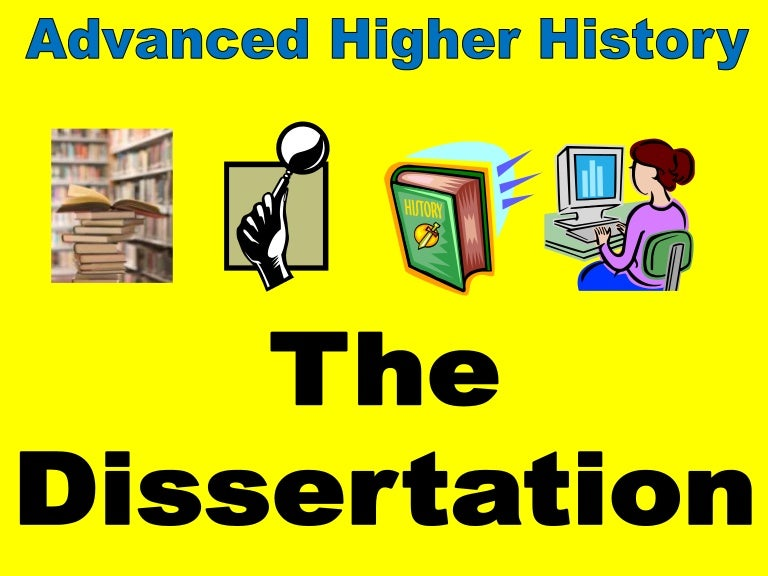 Advanced Higher Dissertation Help!!!!1?
