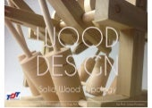Solid Wood in Product Design