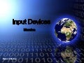 1.1 input devices