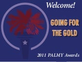 2011 PALMY Awards