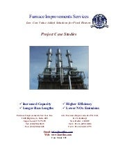 FIS Case Studies- Executed Projects...