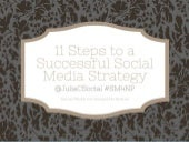 11 Steps to a Successful Nonprofit Social Media Strategy
