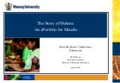 The Story of Mahara: An ePortfolio ...