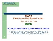 Project Management (PMP Material)