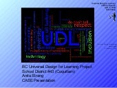 1 Udl  Bcudl April 23 Ppt