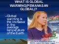 1. What Is Global Warming