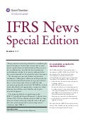 Grant Thornton - IFRS News Special Edition