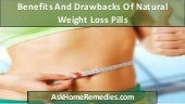 Benefits And Drawbacks Of Natural W...