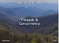 Java Course 10: Threads and Concurrency