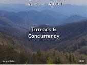 Java Course 10: Threads and Concurr...