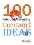 100 inbound marketing content ideas