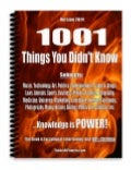 1,001 Things You Didn't Know About Everything