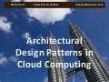 NWCloud Cloud Track - Best Practices for Architecting in the Cloud