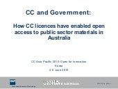 CC and Government: How Creative Com...