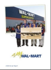 wal mart store 2003Financials