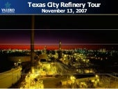 valero energy Texas City Refinery T...