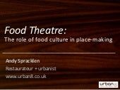 Food Theatre: the role of food cult...