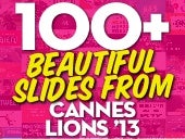 100 Beautiful Slides from #CannesLi...