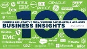 100 Business Insights from Fortune 500, Startup CEOs, Venture Capitalists, and Analysts