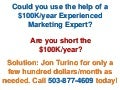 Get $100k/Year Expertise for Only Hundreds per Month