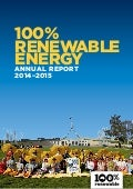 100% Renewable Energy Community Campaign 2014-15 Annual Report