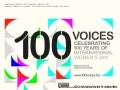 100 Voices In Business - Celebrating 100 Years Of International Women's Day