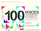 100 Voices In Business - Celebratin...