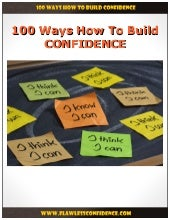 100 Ways How To Build Confidence