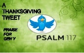 101128 psalm 117   a thanksgiving t...
