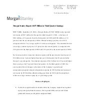 morgan stanley Earnings Archive 200...
