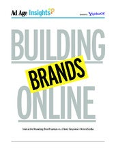 Building Brands Online