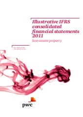 Illustrative IFRS