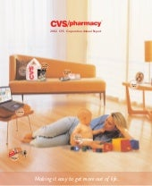CVS Caremark 2002 Annual Report