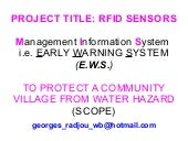 10272010 rfid network as early warn...