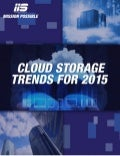 Cloud Storage Trends for 2015