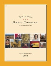2003 Caterpillar Inc. Annual Report