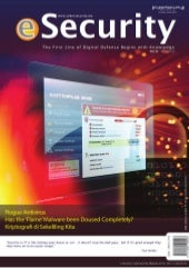 eSecurity magazine Vol 31 - (Q2/2012)
