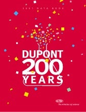 du pont 2001 Data Book