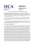 02/11/09 HCA Announces Offering of $300 Million Senior Secured Second Lien Notes